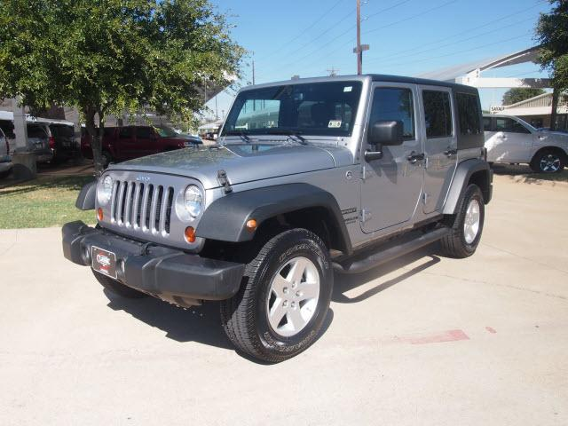 2013 jeep wrangler unlimited sport granbury tx for sale in granbury texas classified. Black Bedroom Furniture Sets. Home Design Ideas