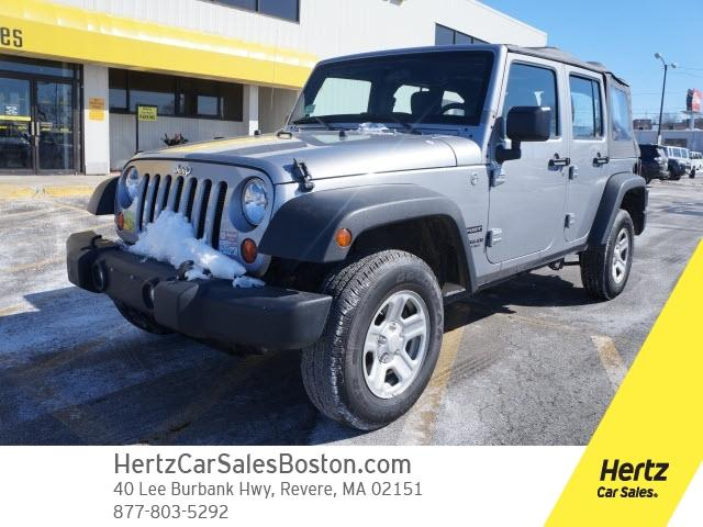 2013 jeep wrangler unlimited sport revere ma for sale in beachmont massachusetts classified. Black Bedroom Furniture Sets. Home Design Ideas