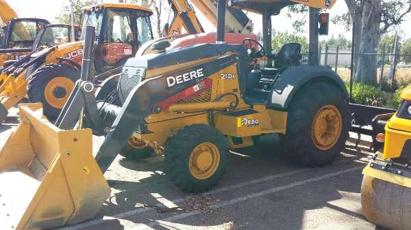 2013 John Deere Construction 210k