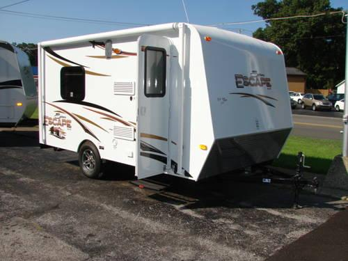 Escape Travel Trailer For Sale