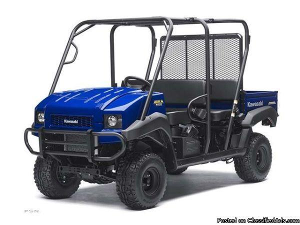 2013 kawasaki mule 4010 trans 4x4 eps for sale in zephyrhills florida classified. Black Bedroom Furniture Sets. Home Design Ideas
