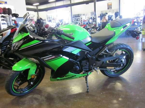 2013 kawasaki ninja 300 for sale in burleson texas classified. Black Bedroom Furniture Sets. Home Design Ideas