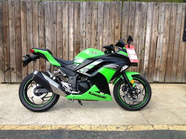 2013 kawasaki ninja 300 for sale in athens ohio classified. Black Bedroom Furniture Sets. Home Design Ideas