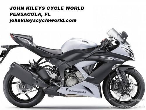 2013 Kawasaki Ninja 600 On Sale Now For Sale In Pensacola