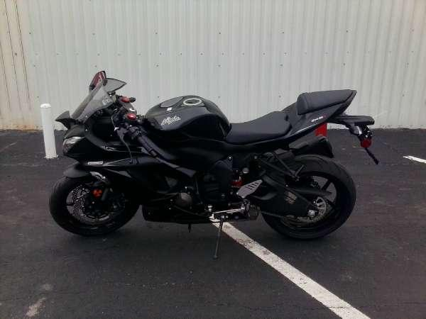 2013 kawasaki ninja zx 6r abs for sale in muskogee oklahoma classified. Black Bedroom Furniture Sets. Home Design Ideas