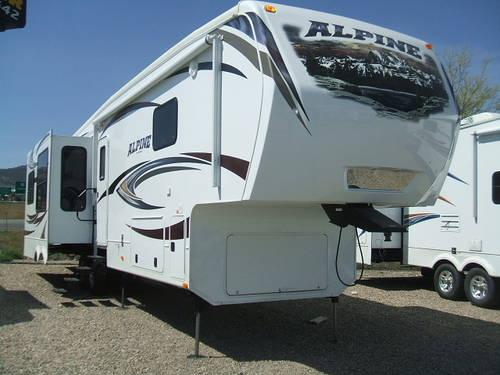 2013 Keystone Alpine 3600RS Luxury 5th Wheel For Sale In