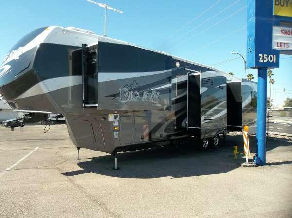 2013 Keystone Big Sky 3400rl For Sale In Mesa Arizona