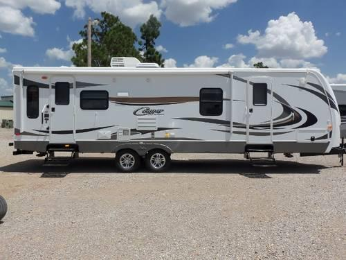 2013 Keystone Cougar 30rls 33 Travel Trailer 101027