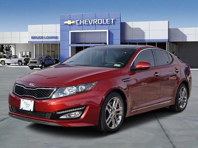2013 Kia Optima 4dr Car Sxl For Sale In Fort Worth Texas