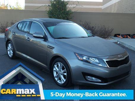 2013 Kia Optima EX EX 4dr Sedan