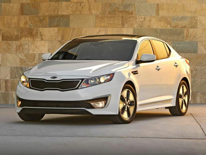 2013 Kia Optima Hybrid EX EX 4dr Sedan