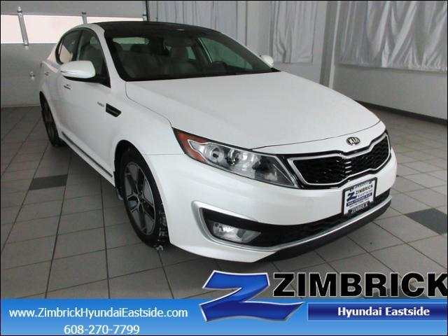 2013 kia optima hybrid ex ex 4dr sedan for sale in madison wisconsin classified. Black Bedroom Furniture Sets. Home Design Ideas