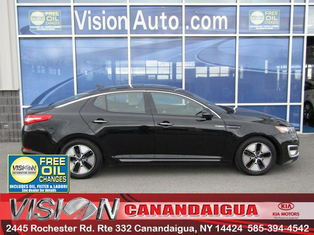 2013 kia optima hybrid ex ex 4dr sedan for sale in canandaigua new york classified. Black Bedroom Furniture Sets. Home Design Ideas