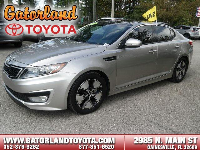 2013 kia optima hybrid ex ex 4dr sedan for sale in gainesville florida classified. Black Bedroom Furniture Sets. Home Design Ideas