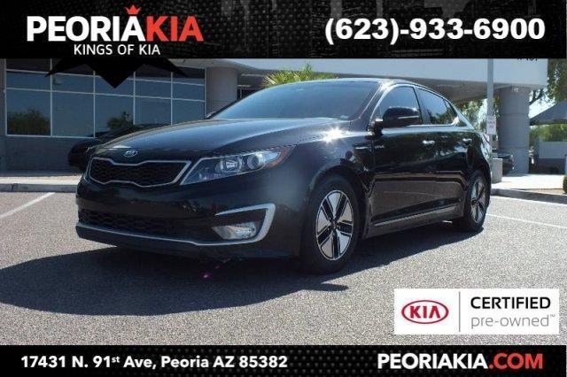 2013 kia optima hybrid lx lx 4dr sedan for sale in peoria arizona classified. Black Bedroom Furniture Sets. Home Design Ideas