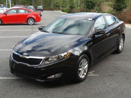 2013 Kia Optima LX LX 4dr Sedan