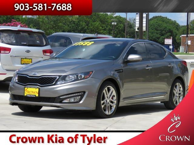 2013 Kia Optima SX SX 4dr Sedan