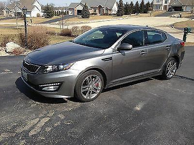 2013 kia optima sxl sedan 4 door 2 0l turbo chrome limited package for sale in roscoe illinois. Black Bedroom Furniture Sets. Home Design Ideas