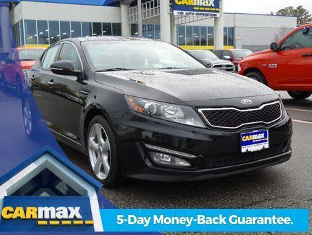 2013 Kia Optima SXL SXL 4dr Sedan