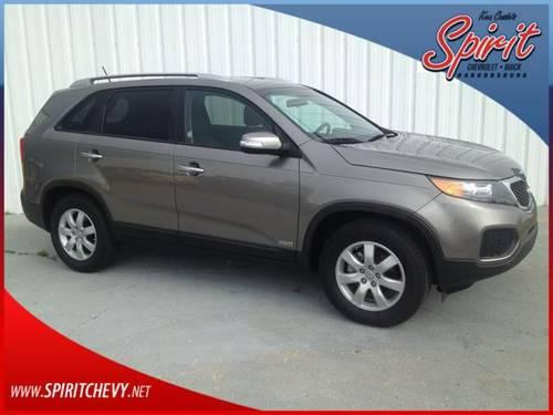 2013 kia sorento suv for sale in calvary kentucky classified. Black Bedroom Furniture Sets. Home Design Ideas