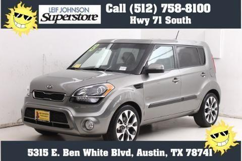 2013 Kia Soul 4 Door Hatchback For Sale In Buda Texas