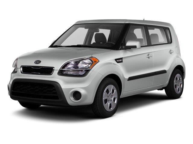 2013 Kia Soul + + 4dr Wagon 6M