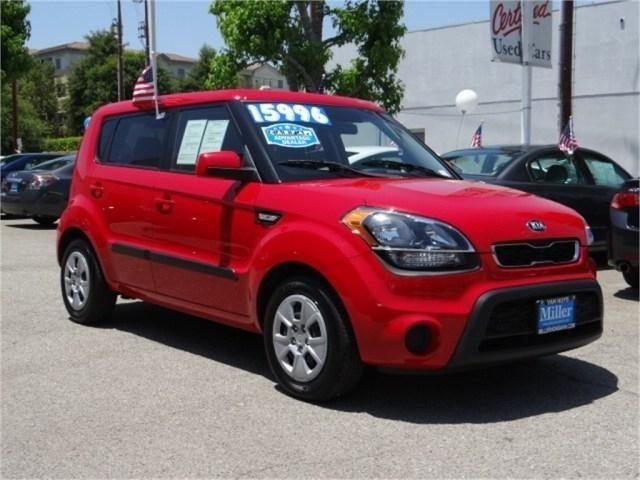 2013 kia soul wagon 5dr wgn auto base for sale in van nuys. Black Bedroom Furniture Sets. Home Design Ideas