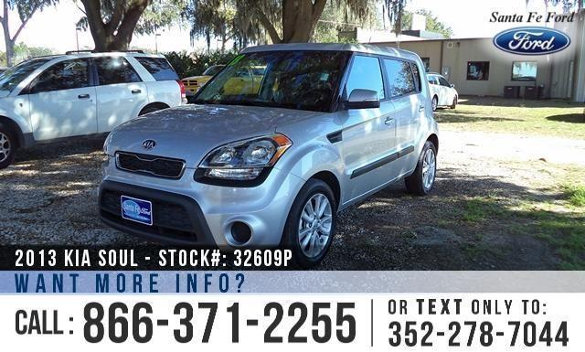 2013 Kia Soul+ - Warranty - Tinted Windows
