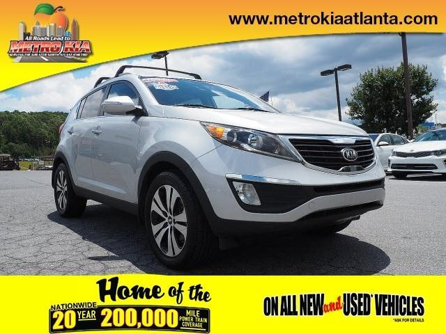 2013 kia sportage ex ex 4dr suv for sale in cartersville georgia classified. Black Bedroom Furniture Sets. Home Design Ideas
