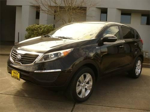 2013 kia sportage suv lx for sale in albany oregon. Black Bedroom Furniture Sets. Home Design Ideas