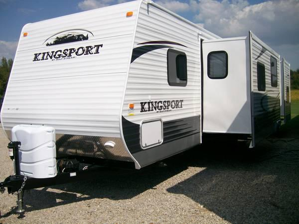 2013 Kingsport/Gulfstream 321 TBS 35' Long - $24500