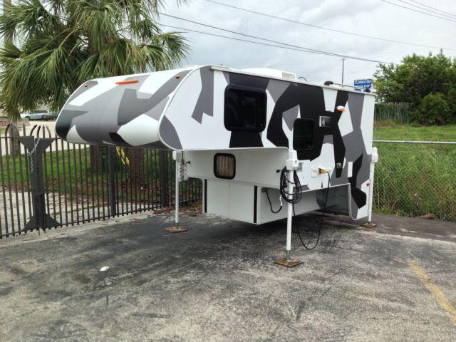 2013 Lance 865 Slide On Truck Camper For Sale In Hollywood