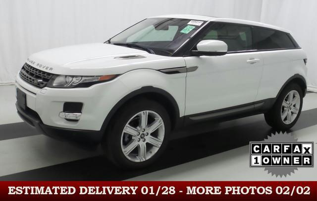 2013 land rover range rover evoque coupe pure plus awd pure plus 2dr suv for sale in des plaines. Black Bedroom Furniture Sets. Home Design Ideas