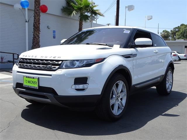 2013 land rover range rover evoque coupe pure plus awd pure plus 2dr suv for sale in el cajon. Black Bedroom Furniture Sets. Home Design Ideas