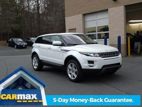 2013 land rover range rover evoque pure plus awd pure plus 4dr suv for sale in barrett parkway. Black Bedroom Furniture Sets. Home Design Ideas