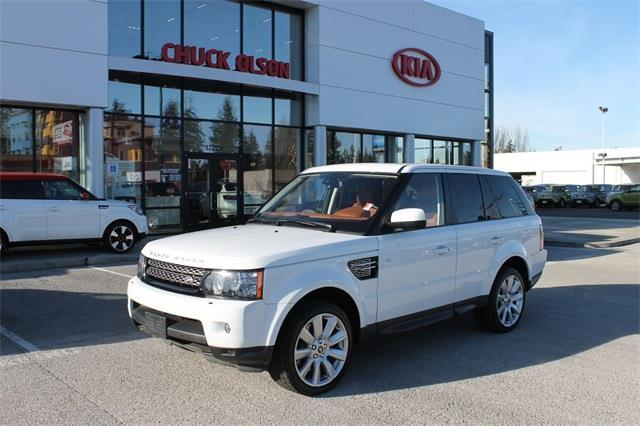 2013 Land Rover Range Rover Sport HSE LUX 4x4 HSE LUX