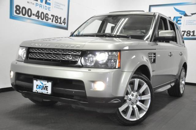 2013 Land Rover Range Rover Sport Hse Lux 4x4 Hse Lux 4dr