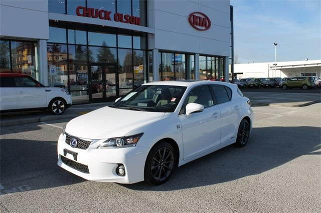 2013 Lexus CT 200h Base 4dr Hatchback