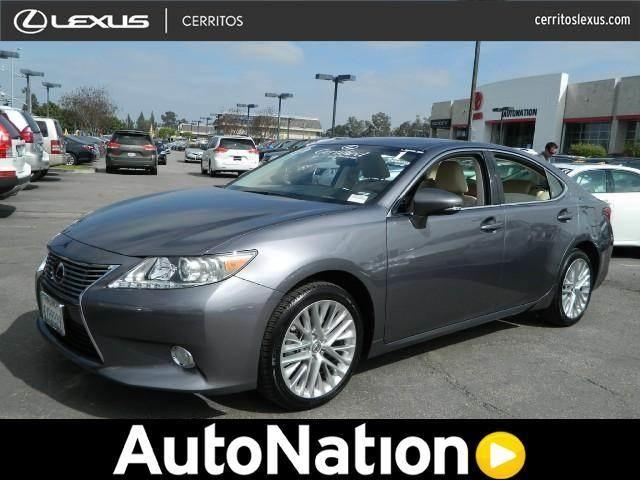 2013 lexus es 350 for sale in artesia california classified. Black Bedroom Furniture Sets. Home Design Ideas