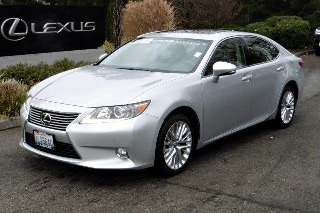 2013 lexus es 350 base 4dr sedan for sale in tacoma washington classified. Black Bedroom Furniture Sets. Home Design Ideas