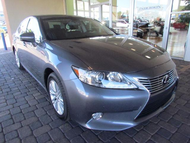 2013 Lexus ES 350 Base 4dr Sedan