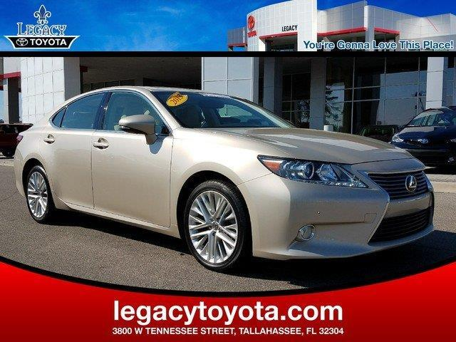 2013 lexus es 350 base 4dr sedan for sale in tallahassee florida classified. Black Bedroom Furniture Sets. Home Design Ideas