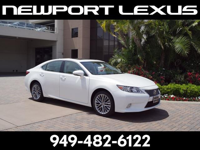 2013 lexus es 350 base 4dr sedan for sale in newport beach california classified. Black Bedroom Furniture Sets. Home Design Ideas
