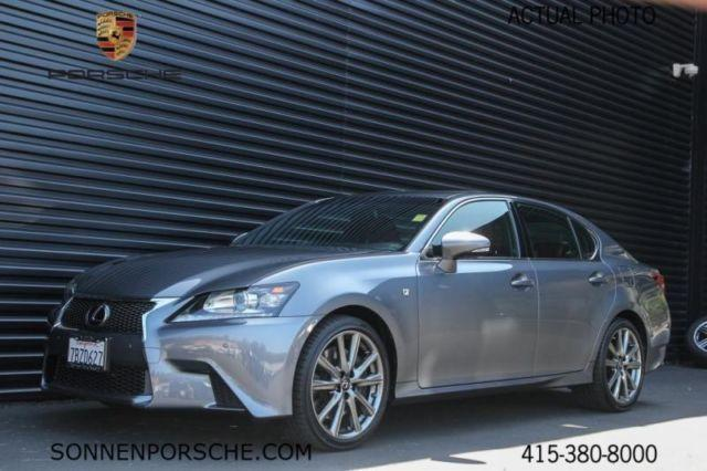2013 lexus gs 350 for sale in mill valley california classified. Black Bedroom Furniture Sets. Home Design Ideas