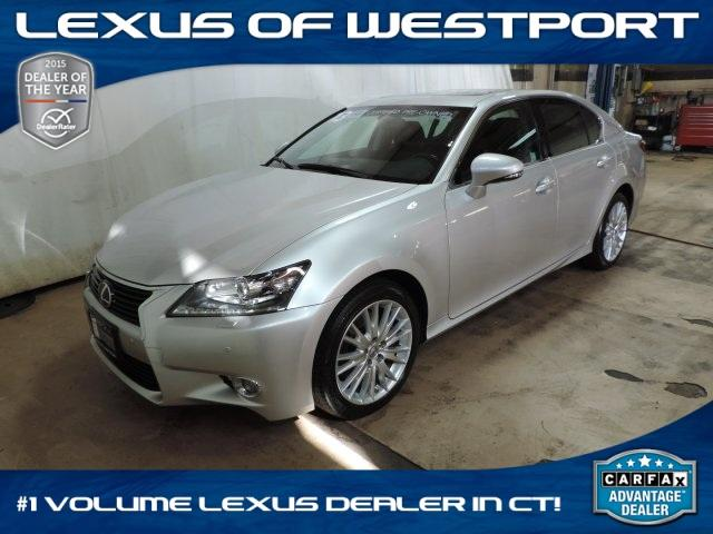 2013 LEXUS GS 350 AWD 4dr Sedan