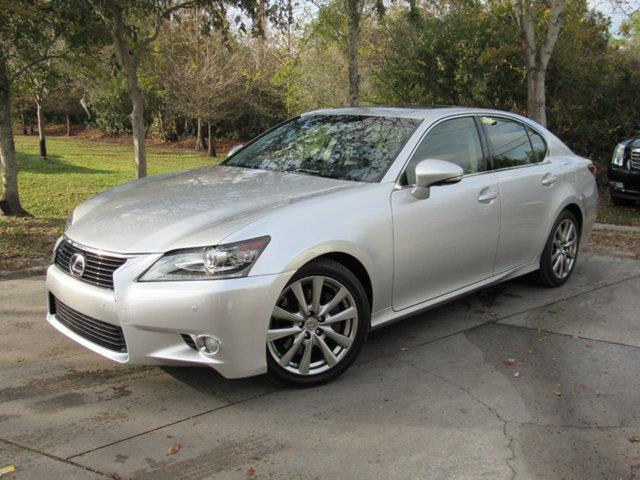 2013 Lexus GS 350 Base 4dr Sedan