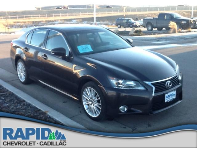 2013 lexus gs 350 base awd 4dr sedan for sale in jolly acres south dakota classified. Black Bedroom Furniture Sets. Home Design Ideas