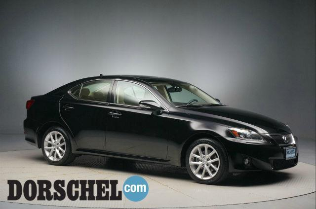 2013 Lexus IS 250 Base AWD 4dr Sedan