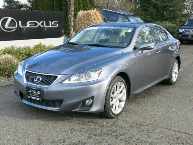 2013 lexus is 250 base awd 4dr sedan for sale in tacoma washington classified. Black Bedroom Furniture Sets. Home Design Ideas