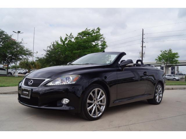 2013 lexus is 250c base 2dr convertible for sale in houston texas classified. Black Bedroom Furniture Sets. Home Design Ideas